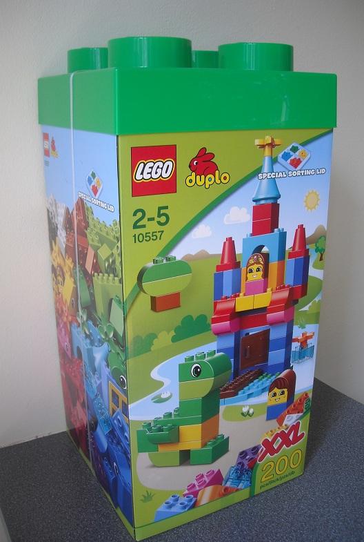 lego 10557 duplo xxl 200 steinebox lego duplo giant. Black Bedroom Furniture Sets. Home Design Ideas