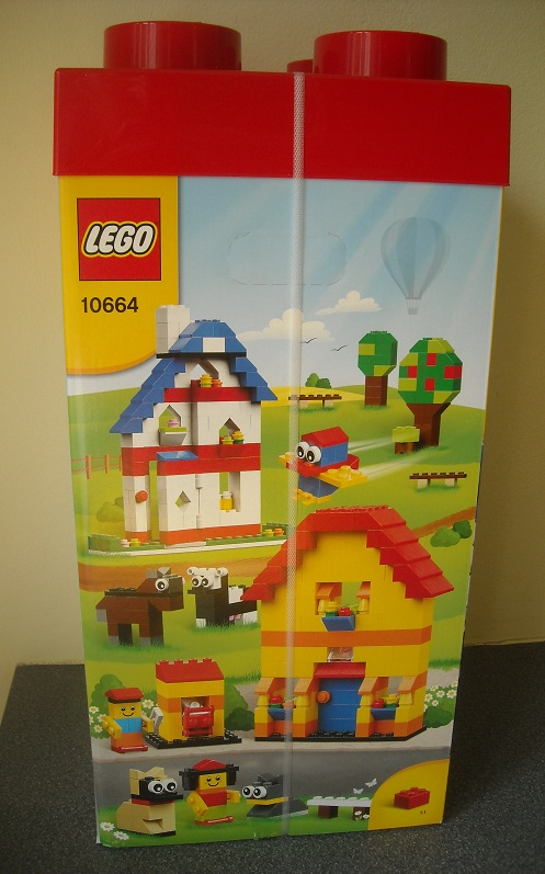 lego 10664 xxl steinebox lego 1600 steine box neu ovp ebay. Black Bedroom Furniture Sets. Home Design Ideas