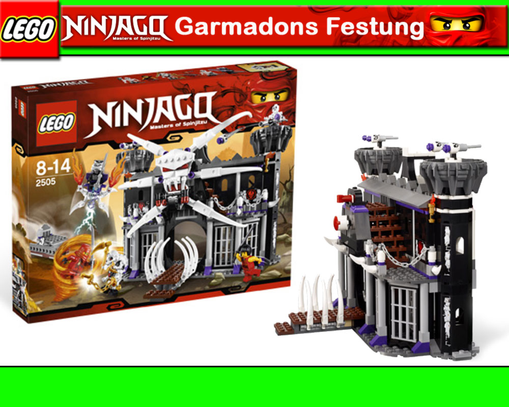 ninjago auf deutsch