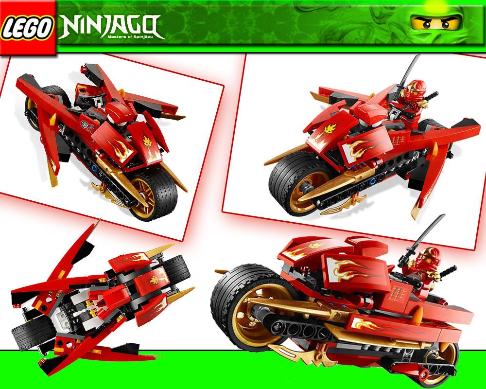 lego de ninjago