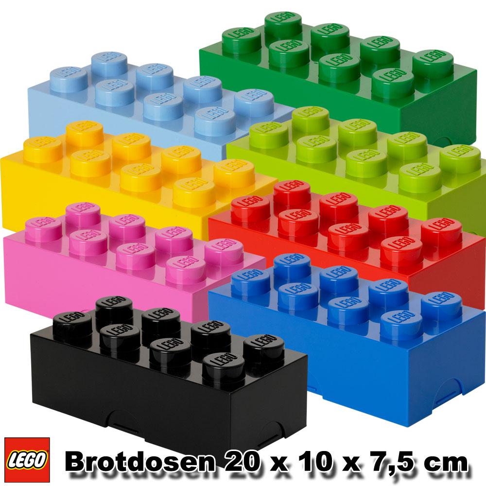 lego storage brick 4 stein 2x2 stapelbar xl. Black Bedroom Furniture Sets. Home Design Ideas