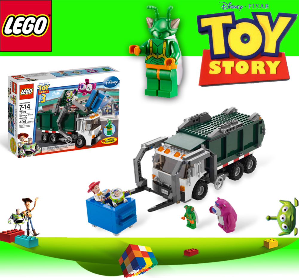 Lego Toy Story : The gallery for gt lego minecraft set box