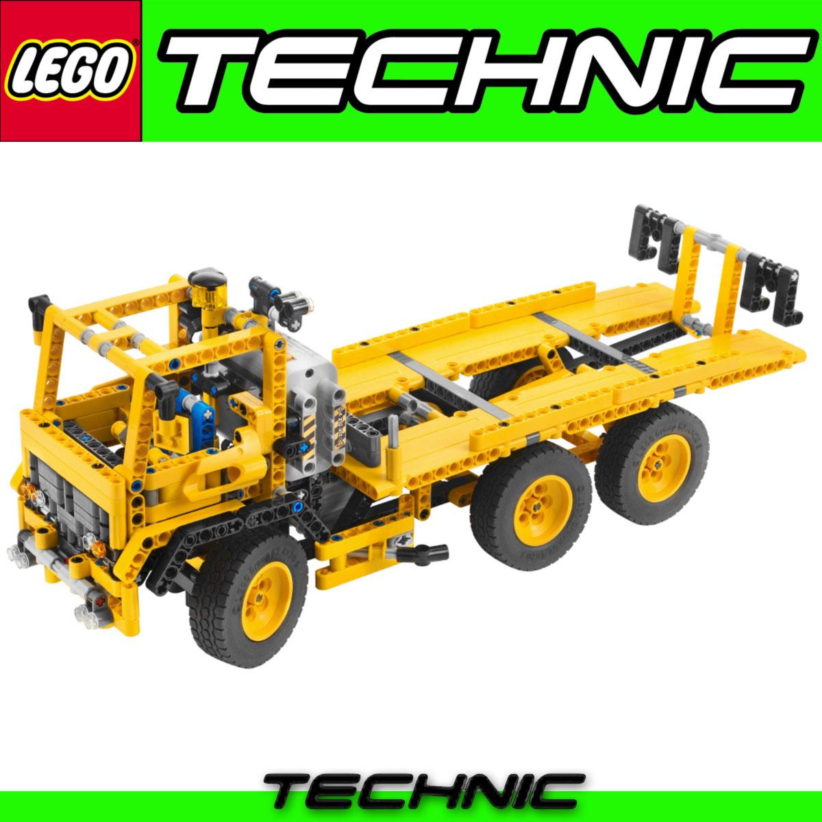 camion con rimorchio snodato lego technic nuovo 8264 rimorchio e duracell gratis ebay. Black Bedroom Furniture Sets. Home Design Ideas