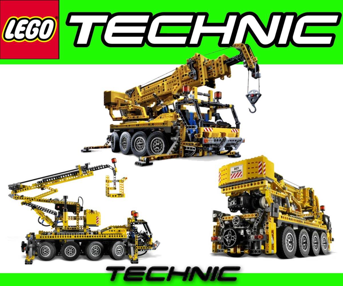 lego technics kran