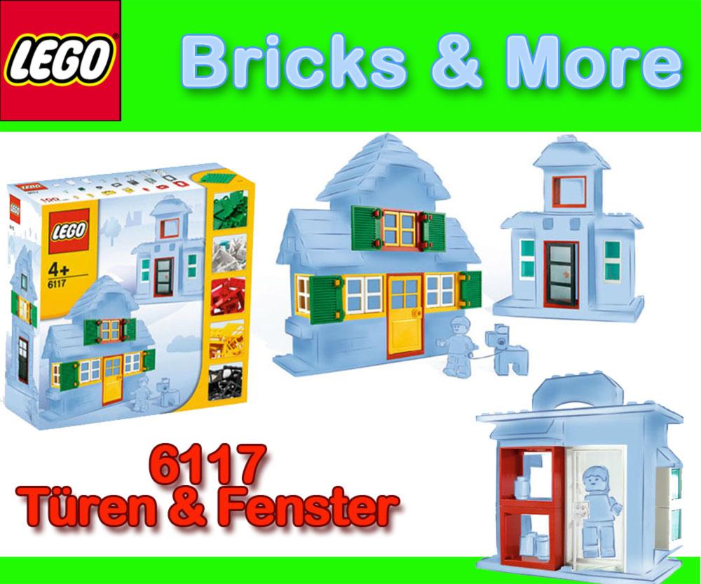 lego city zubeh r 6117 6118 6119 t ren fenster r der dachziegel dach rad ebay. Black Bedroom Furniture Sets. Home Design Ideas