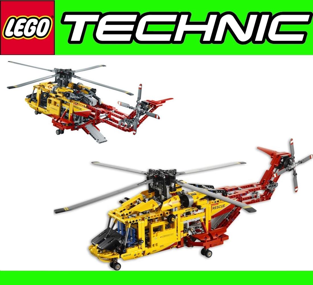 lego technic 9396 big helicopter 8293 power functions set engine light ebay. Black Bedroom Furniture Sets. Home Design Ideas