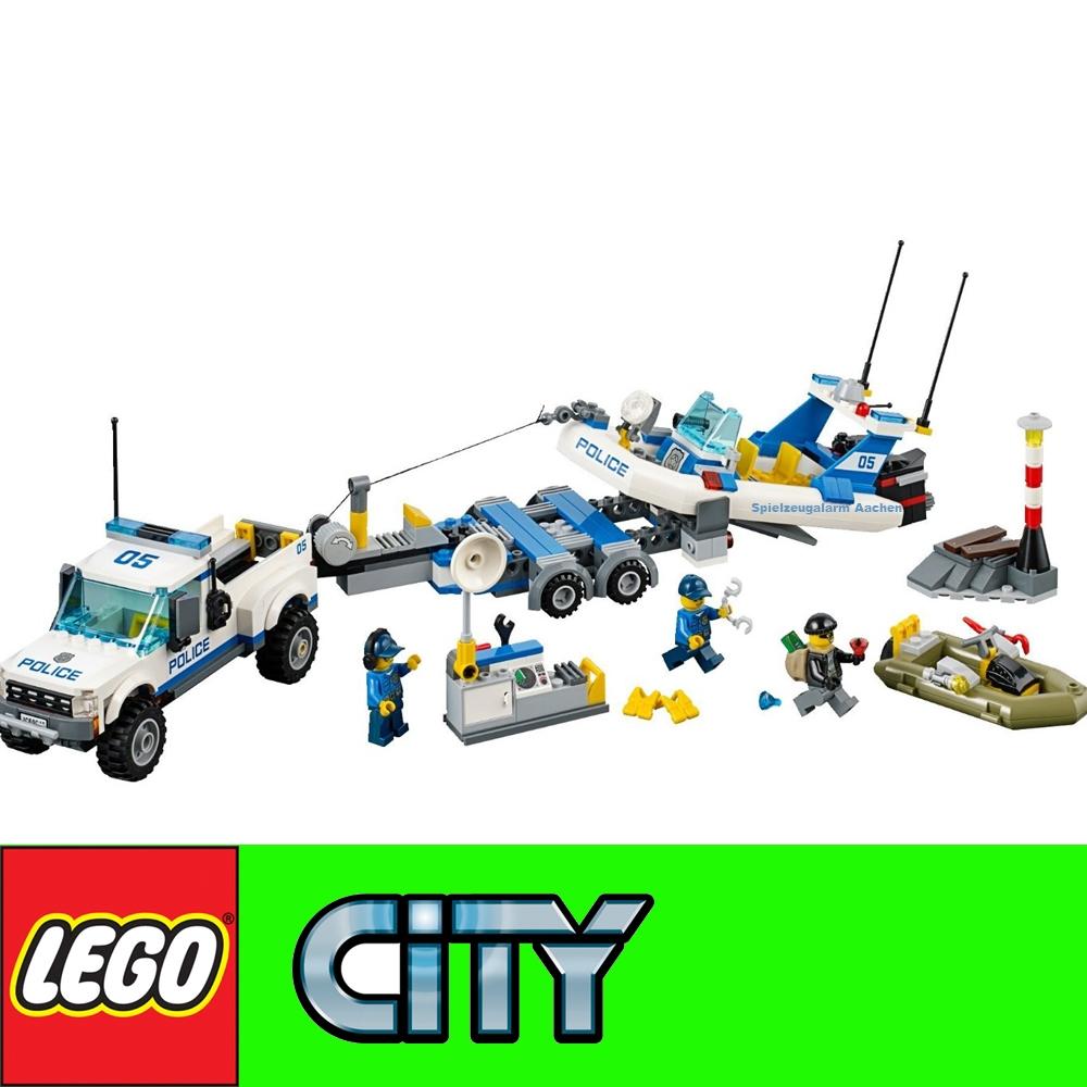 lego polizei city
