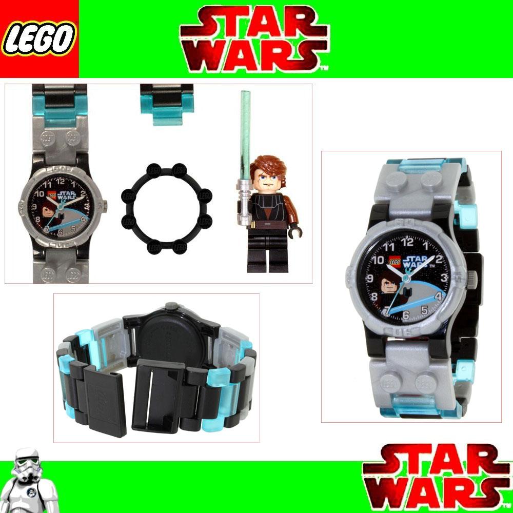 lego star wars anakin skywalker armbanduhr uhr kinderuhr ct46041 kids watch ebay. Black Bedroom Furniture Sets. Home Design Ideas