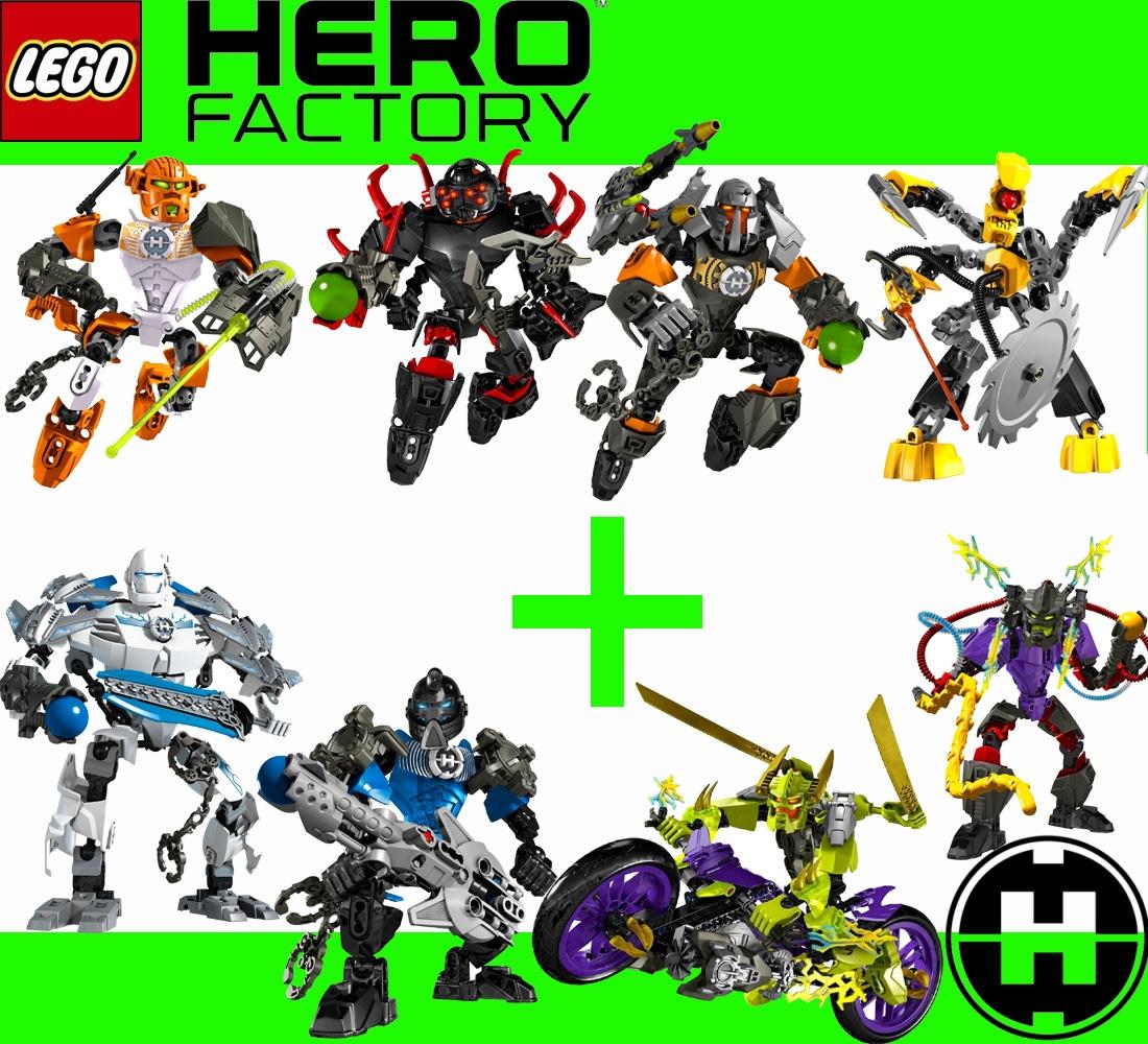 lego hero factory spiele online kostenlos