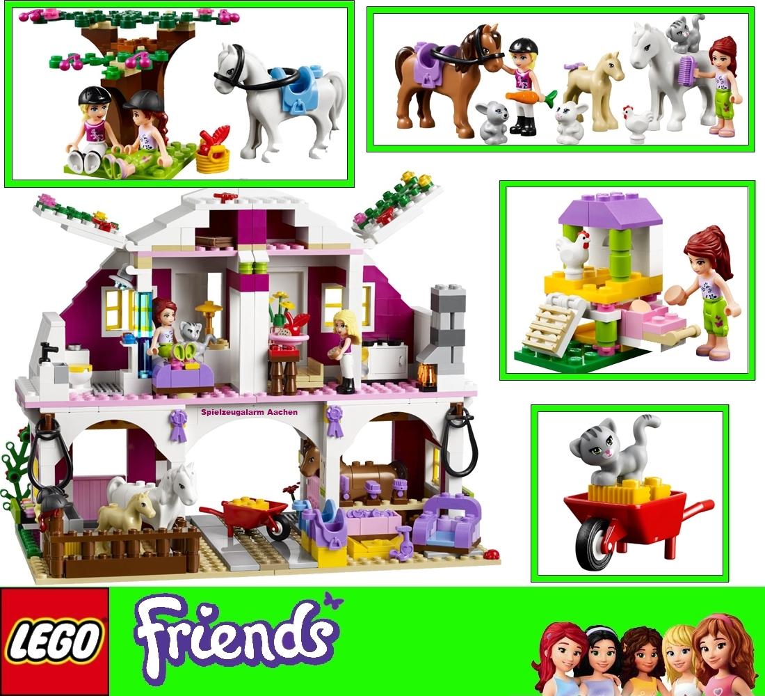 LEGO 41039 FRIENDS Grou00dfer Bauernhof Sunshine Ranch Le ...
