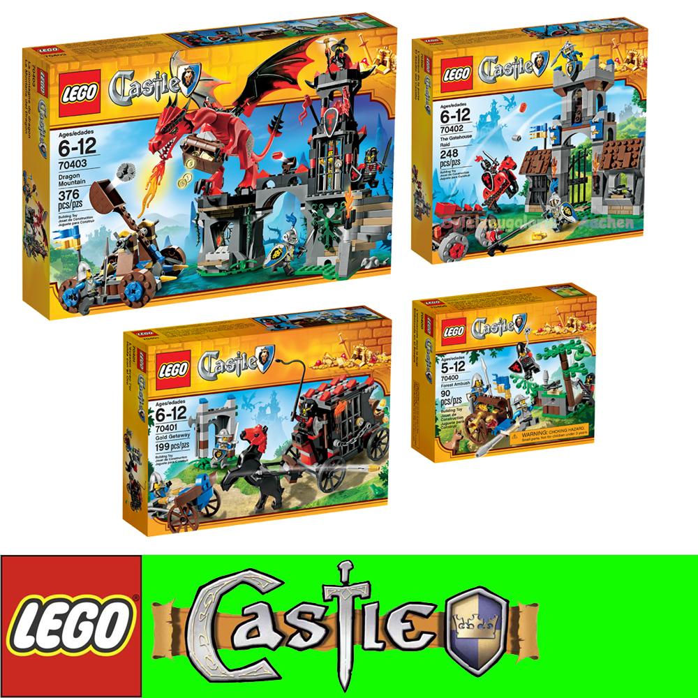 Lego Castle 70400 Hairrsus