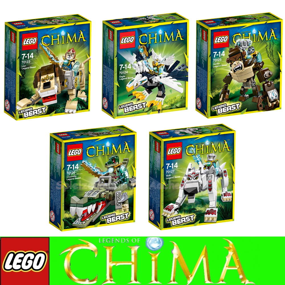 lego chima lion legend beast instructions