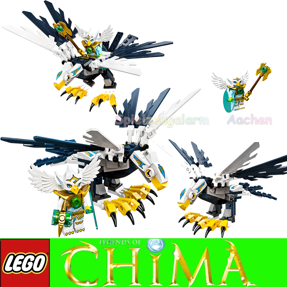 lego chima eagle legend beast - photo #1