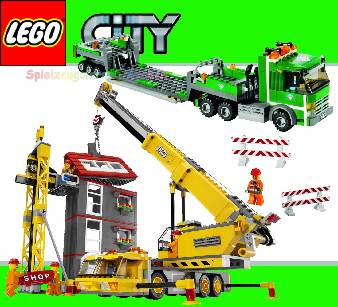 Lego City is a theme under which Lego building sets are released. As the name suggests, Lego City sets are based on city life, with the models depicting city and emergency services (such as police and fire), airport, train, construction, and civilian services.