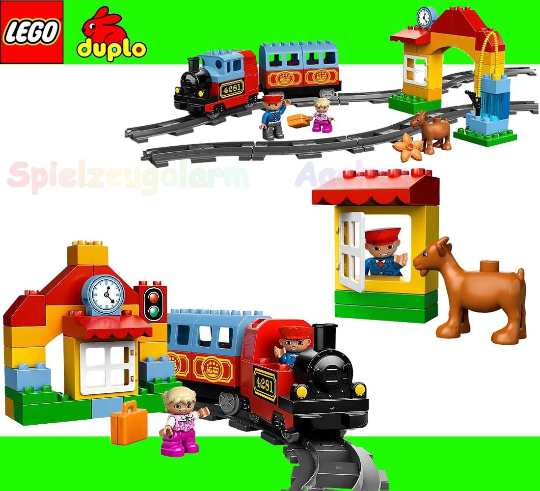 lego duplo train starter set 10507 my first train sound. Black Bedroom Furniture Sets. Home Design Ideas