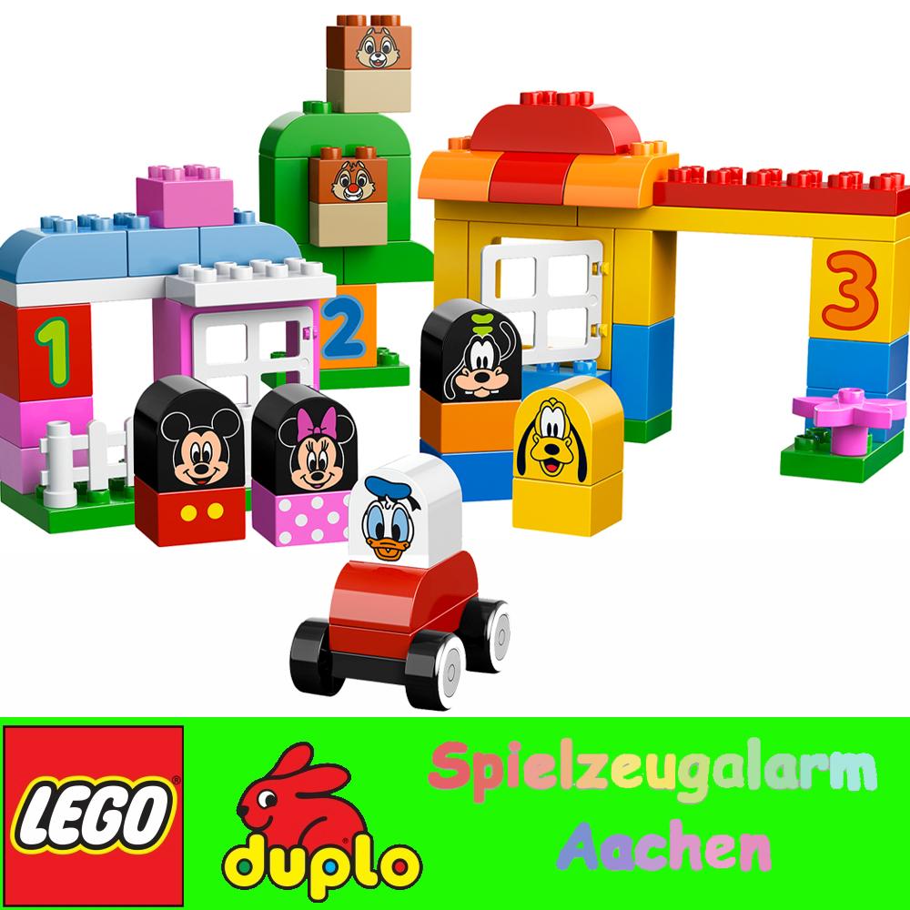 LEGO Duplo 10531 Disney Mickey Minnie Goofy And His