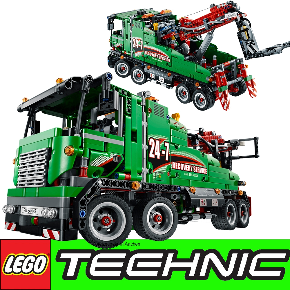 lego technic 42008 service truck 2in1 or technic crane ebay. Black Bedroom Furniture Sets. Home Design Ideas