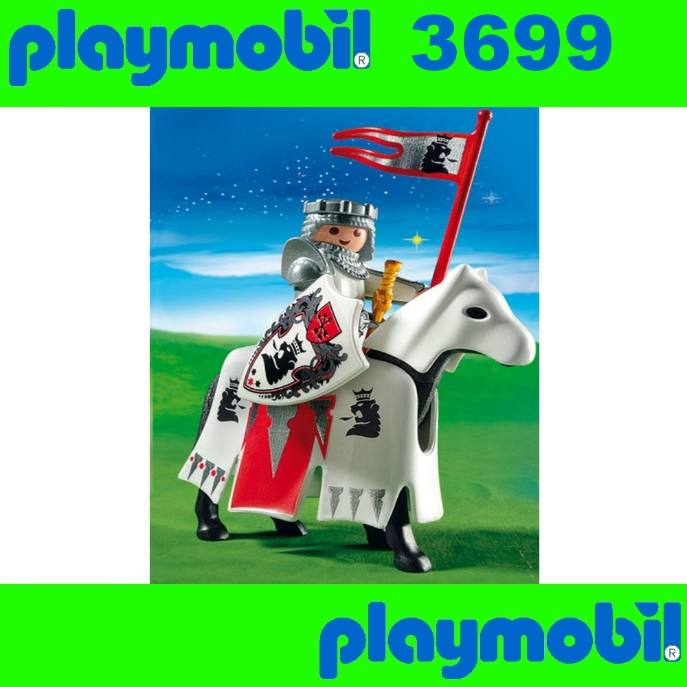 PLAYMOBIL 3699 Ritter Christophorus Special Knight